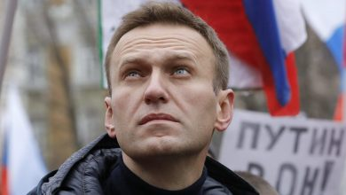Photo of Russian opposition leader ill after exposure to 'undefined chemical'