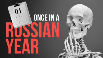 Photo of 10 funny phrases with the word 'Russian' in other languages