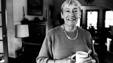 Photo of Ursula K. Le Guin on Suffering and Getting to the Other Side of Pain