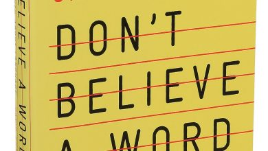Photo of 'Don't Believe a Word,' a Look at Language and Power (and Why Dolphins Have Accents)
