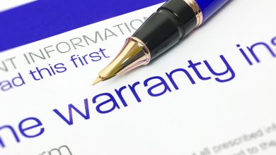 Photo of Warranty vs. Guarantee