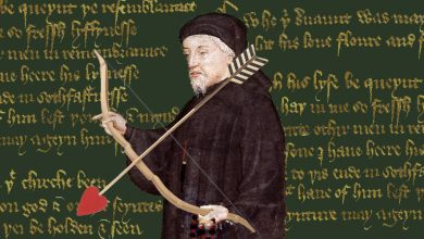 Photo of You Can Blame Geoffrey Chaucer for Valentine's Day